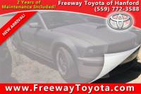 2009 Ford Mustang Coupe Rear-wheel Drive - Used Car Dealer Serving Fresno, Tulare, Selma, & Visalia CA