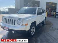 Used 2016 Jeep Patriot Sport 4x4 SUV