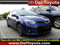 Used 2016 Toyota Corolla S Plus For Sale in Thorndale, PA | Near West Chester, Malvern, Coatesville, & Downingtown, PA | VIN: 2T1BURHE7GC528815