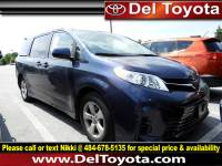 Used 2018 Toyota Sienna LE For Sale in Thorndale, PA | Near West Chester, Malvern, Coatesville, & Downingtown, PA | VIN: 5TDKZ3DC4JS946704
