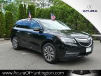 Used 2016 Acura MDX for sale in ,