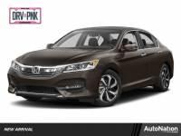 2017 Honda Accord EX-L w/Navi & Honda Sensing