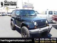 2007 Jeep Wrangler 4WD 2dr Sahara