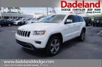 Used 2016 Jeep Grand Cherokee Limited SUV in Miami