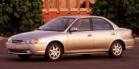 Pre-Owned 2003 Kia Spectra 4dr Sdn Base Manual