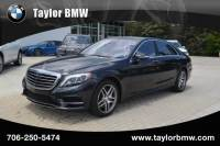 2015 Mercedes-Benz 4dr Sdn S 550 4MATIC® in Evans, GA | Mercedes-Benz S-Class | Taylor BMW