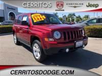 Used 2013 Jeep Patriot Latitude for Sale in Cerritos