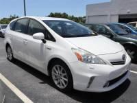 Pre-Owned 2012 Toyota Prius v Fie