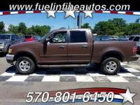2002 Ford F-150 XLT SuperCrew Short Bed 4WD 4-Speed Automati