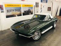 1967 Chevrolet Corvette - L79 350 HP - CONVERTIBLE - 4 SPEED - SEE VIDEO