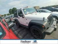 Used 2012 Jeep Wrangler Sport in Harrisburg, PA
