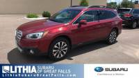 Certified Pre-Owned 2016 Subaru Outback Sport Utility in Great Falls,MT