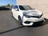 Certified Pre-Owned 2018 Toyota Corolla iM Base Hatchback Front-wheel Drive in Avondale, AZ
