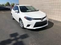 Pre-Owned 2016 Toyota Corolla LE Sedan Front-wheel Drive in Avondale, AZ