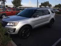 Pre-Owned 2017 Ford Explorer XLT SUV in Avondale, AZ