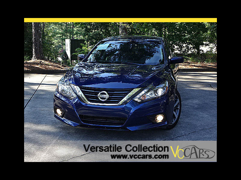 Photo 2017 Nissan Altima 2.5 SR Sports Appearance Package LED HID XM BT All