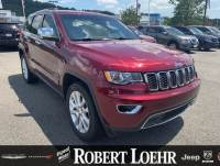 Used 2017 Jeep Grand Cherokee Limited 4x4 SUV in Cartersville GA