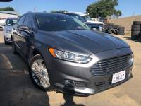 2014 Ford Fusion SE EcoBoost w/ Leather