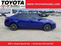 Used 2015 Toyota Corolla 4dr Sdn CVT Auto S Plus