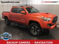 2017 Toyota Tacoma TRD Sport V6 Truck Double Cab 4x4