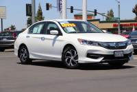Certified Used 2017 Honda Accord LX For Sale in Stockton, CA