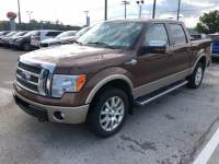 2011 Ford F-150 4WD Supercrew 145 King Ranch