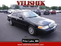 2006 Ford Crown Victoria Standard