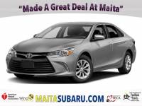 Used 2016 Toyota Camry LE Available in Sacramento CA