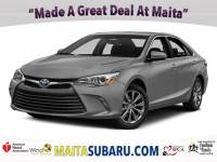 Used 2017 Toyota Camry Hybrid XLE Available in Sacramento CA
