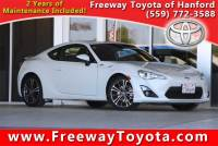 2016 Scion FR-S Coupe Rear-wheel Drive - Used Car Dealer Serving Fresno, Central Valley, CA
