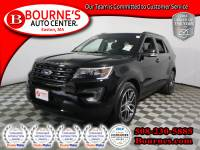 2017 Ford Explorer Sport 4WD w/ Nav,Leather,Sunroof,Heated Front Seats, And Backup Camera.