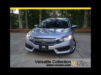 2017 Honda Civic Sedan LX CVT Back Up Camera BT