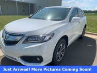 Pre-Owned 2017 Acura RDX V6 AWD with Advance Package SUV