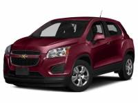 Pre-Owned 2016 Chevrolet Trax LT SUV