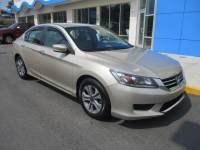 Pre-Owned 2014 Honda Accord LX Sedan