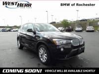 2016 BMW X3 Xdrive28i SAV