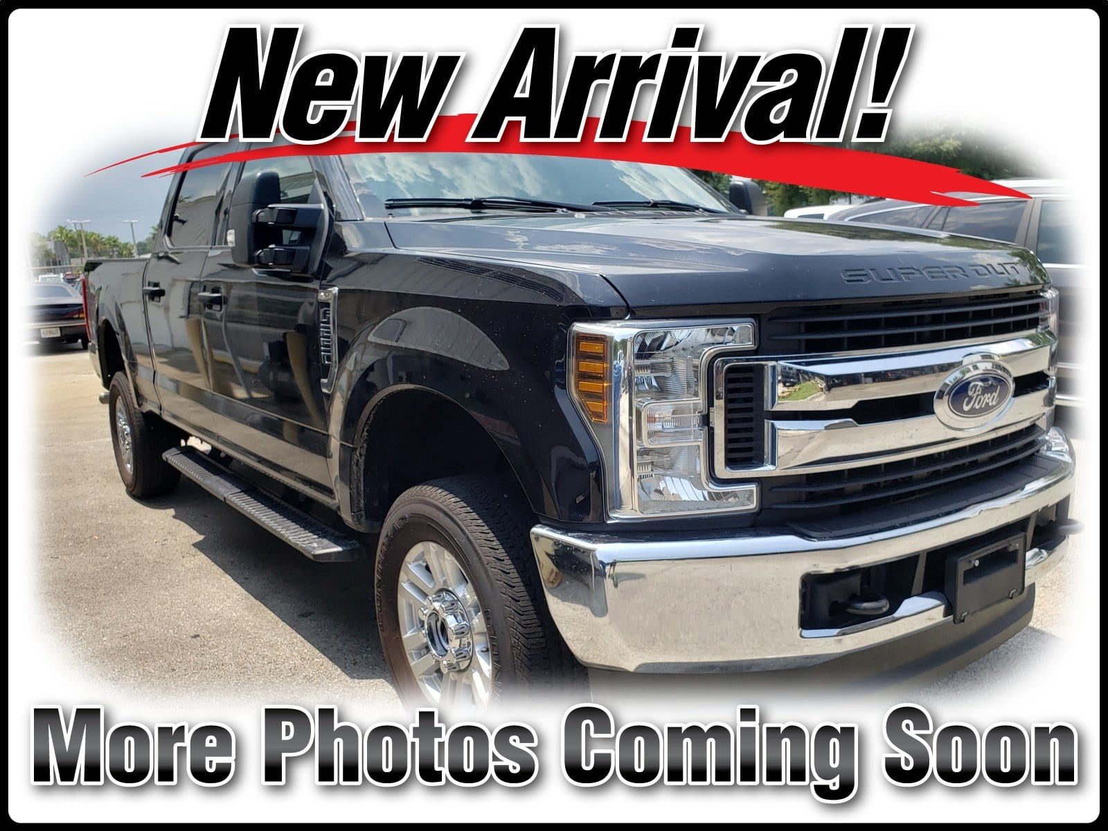 Photo Pre-Owned 2019 Ford F-250 Truck Crew Cab in Jacksonville FL