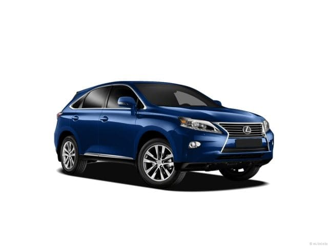 Photo Pre-Owned 2013 LEXUS RX 350 FWD SUV in Jacksonville FL