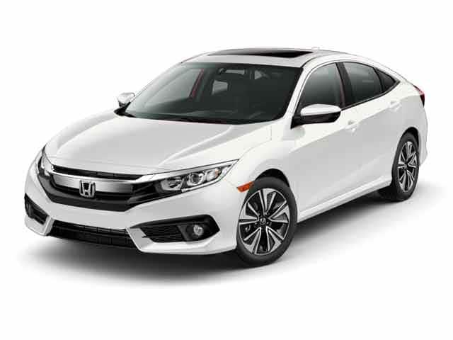 Photo Used 2017 Honda Civic EX-T wHonda Sensing for sale in Rockville, MD