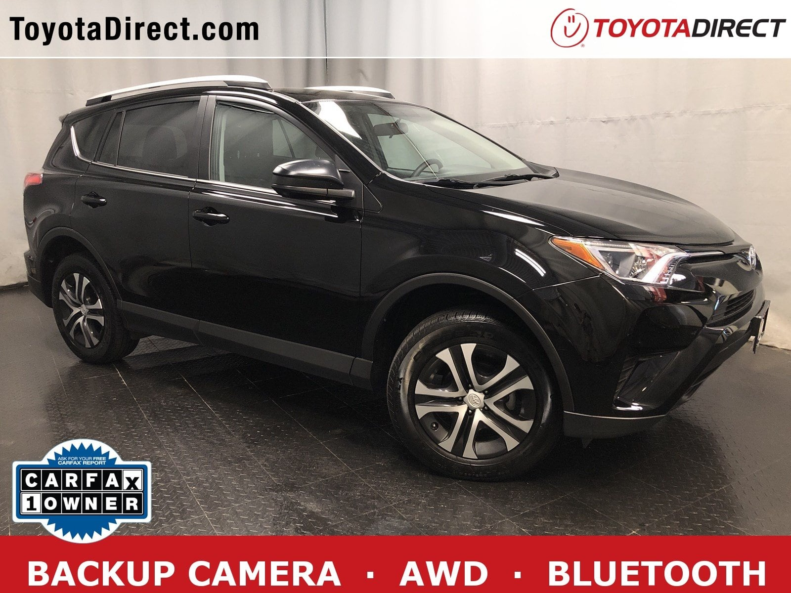 Photo 2016 Toyota RAV4 LE SUV All-wheel Drive