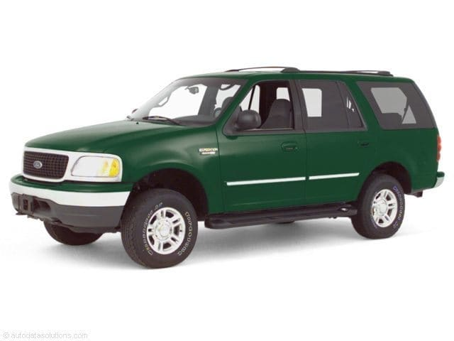 Photo Used 2000 Ford Expedition XLT SUV in Merced, CA
