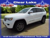 2019 Jeep Grand Cherokee Limited SUV near Houston