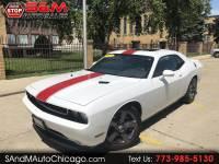 2014 Dodge Challenger 2dr Cpe Rallye Redline