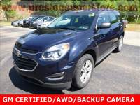 Used 2016 Chevrolet Equinox LS SUV in Burton, OH