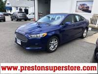 Used 2013 Ford Fusion SE Sedan in Burton, OH