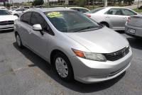 2012 Honda Civic EX for sale in Tulsa OK