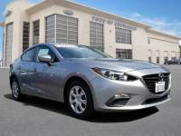 2016 Mazda Mazda3 i Sedan SKYACTIV®-G 4-Cylinder DOHC 16V