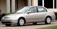 Used 2001 Honda Civic EX Sedan For Sale in Johnson City near Kingsport, Bristol & Blountville | Tri-Cities Nissan