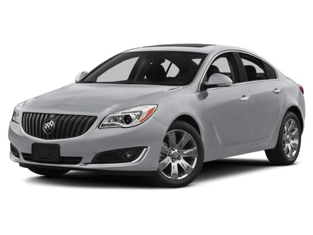 Photo Used 2015 Buick Regal Turbo For Sale Chicago, IL