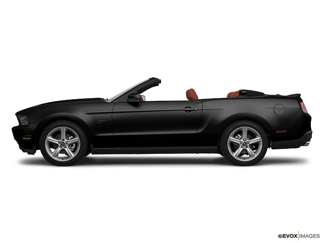 Photo Pre-Owned 2010 Ford Mustang 2DR Conv GT Premium in Schaumburg, IL, Near Elgin
